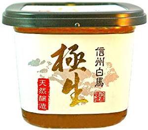 米味噌「極生」_株式会社白馬味噌